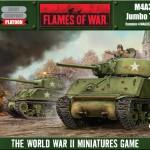 M4A3E2 Sherman 'Jumbo' Leads the Way