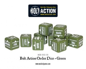 Bolt Action Order Dice - Warlord Games