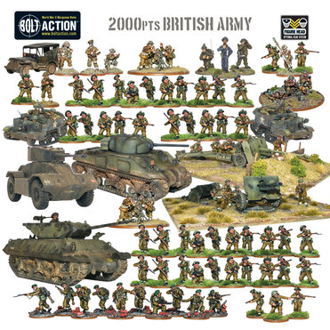 British Starter Army - Bolt Action