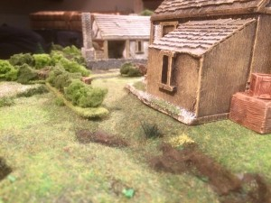 Bolt Action Buildings - War Gamer