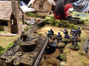 Bolt Action Terrain:Germans - War Gamer